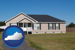 kentucky a manufactured home