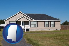 mississippi a manufactured home