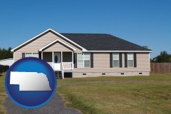 nebraska a manufactured home